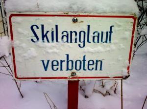 Skilanglauf_verboten_Spookyfilm