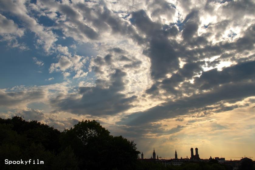 München_Skyline