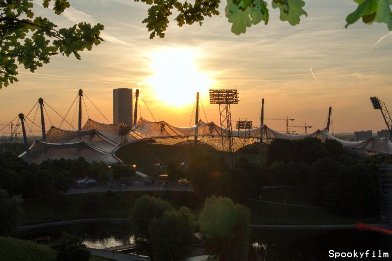 Olympiastadion_Sonnenuntergang_Spookyfilm_7
