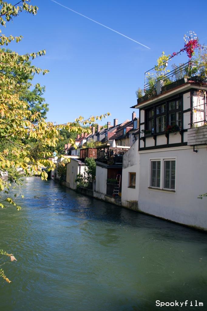 """Münchens """"Klein-Venedig"""""""