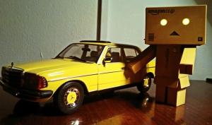 Mein neues Auto... und los gehts